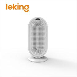 Purificateur d'air blanc 35W faible bruit avec filtre HEPA et affichage LED du panneau de commande facile et capteur de poussière de la qualité de l'air