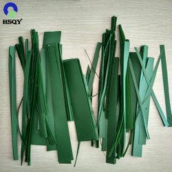 Colorare il rullo di pellicola rigido del PVC dello strato verde del PVC per la decorazione dell'albero di Natale