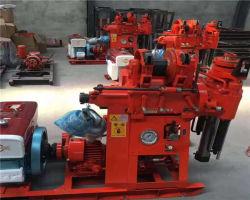 Engenharia de montagem do trator Perfuraçaäo, equipamento de perfuração de núcleo de mineração 220V