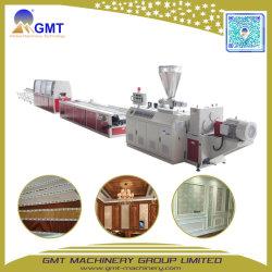 Espulsore di plastica composito di legno della macchina del comitato di parete del PVC di WPC