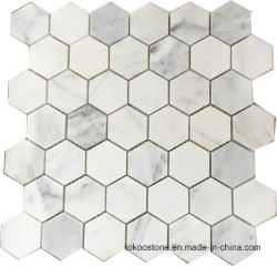 Mosaïque de verre Tuiles, carreaux de mosaïque de marbre, pierre naturelle des tuiles Mosic