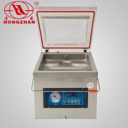 Baja automática tipo sellado al vacío de nitrógeno café de máquina de embalaje