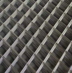 Treillis soudés en acier inoxydable pour la garde de gouttière de panneau