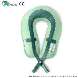 Mode d'acupression de cou en plastique et d'épaule masseur