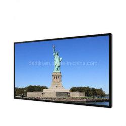 Pantalla LCD de 55 pulgadas de alto brillo del panel de 1500 nits