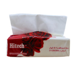 OEM chino de etiqueta privada de paquete de pañuelos de papel suave Facial