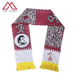 de Sjaal van Qatar van de Polyester 180GSM Spandex voor Nationale Dag