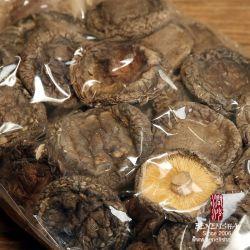 Getrockneter Pilz des Shiitake-(japanische Art)