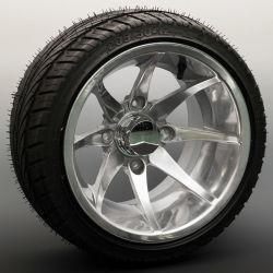 عجلات ATV قياس 12X7.5 بوصة وإطار 205/30-12 حافة أللوي