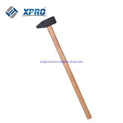 В раскрывающемся списке машины налаживание углеродистой стали Machinist молоток с деревянной ручкой
