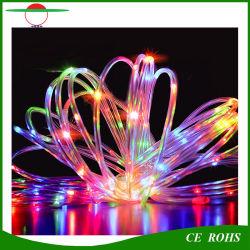 Jardin paysager de l'éclairage 39FT 100 LED de la corde de fils de cuivre chaîne solaire étoilé de lumière pour la décoration de mariage