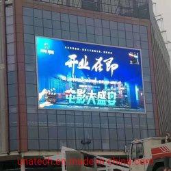 P10 IP65 de ventilation de la publicité numérique haute résolution couleur plein écran à affichage LED de plein air