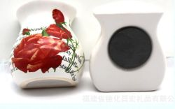 Barato preço vaso de cerâmica, frigorífico Magnet como Home Deco