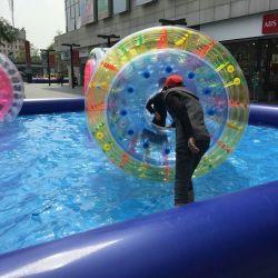 L'eau balle de rouleau d'Attractions gonflables en PVC