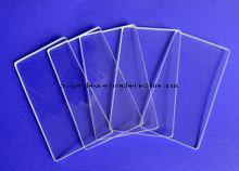 Het hoge Glas van Borosilicate van de Vlotter van de Vorm van de Zachtheid Vlakke voor 3D het Verwarmen van de Printer Bed