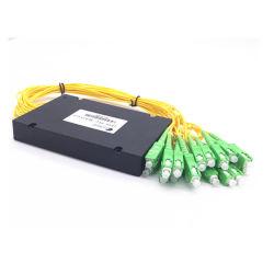 Ponシステムのための1*32 PLCのディバイダーSmのタイプSc APCのコネクター