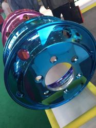 preiswertes Rad des Preis-22.5X11.75, Felge, LKW-Stahl-Rad