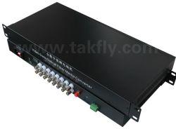 Takfly 16-Channel video optischer Umsetzer/Media-Konverter