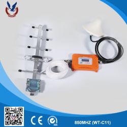 Venda a quente 850MHz CDMA Celular repetidor de sinal de rede