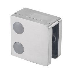 공장 출하 시 안정적인 작동 불가 AISI304 AISI316 스테인리스 스틸 레일 유리 CE를 사용하여 클램프로 고정합니다