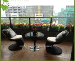 Piscina usada pe as medulas Mobiliário de Jardim Bar cadeira (CF957T)