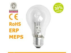 Eco Halogen Light A55 GU10 A60 25W、28W 35W