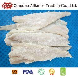 Congelado de filete de pescado salado con la máxima calidad