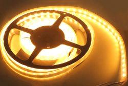 Blanc chaud étanche Strip Light LED souples avec certificat CE