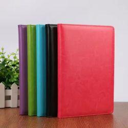 Différents couleur A5 couverture rigide en cuir de PU Journal vierge