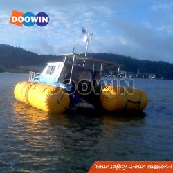 Levage de bateau de sauvetage maritime Airbags