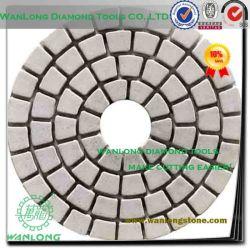 Влажное шлифование электроды для гранита-5 дюйма полировка накладки для камня слоя обработки поверхности