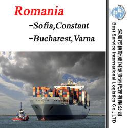 Servicio de Logística Condtanta, Bucarest, Sofía, en Varna (Rumania) - El envío de contenedores