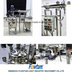 La reacción de acero inoxidable Calentador de agua con filtro