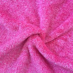 100% poliestere cationico tessuto in flanella per coperte calde o indumenti