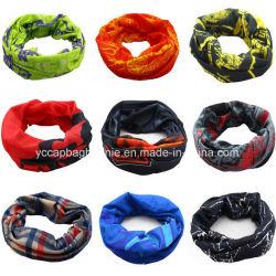 Fashion Promotion tube haute Stretch Multi coiffure au bandana transparente