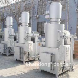 Fornace animale della carcassa, fornace residua medica, fornace quotidiana dell'immondizia