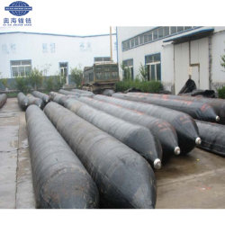 La Chine navire du rouleau de lancement de ballons Marine Marine Airbag de levage
