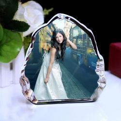 Moldura Fotográfica de cristal grossista Iceberg artesanais para a Loja Dom
