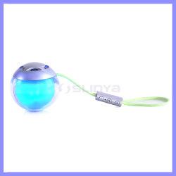 Super Bass 2 в 1 м1+1 шарик Bluetooth динамики светодиодный индикатор 3D-динамик с микрофоном