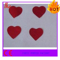 Decoração de casamento de venda quente Coração