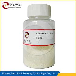 세라믹스에 의하여 착색되는 사기질 희토류를 위한 란탄 세륨 산화물 Huaxing La2o3 35% CEO2 65%