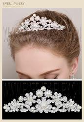 Broches de mariage pour mariée, Cheveux décoration de mariée