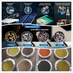 Высокая степень чистоты Синтетических алмазных абразивного порошка для различных отраслей промышленности