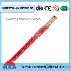 Aislamiento de PVC Conductor de cobre Recubierto de nylon AWG Cable Thhn&Thwn