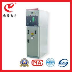 Xgn15-12 SF6 가스 절연 금속 밀폐 전기 개폐기 - 중간 전압