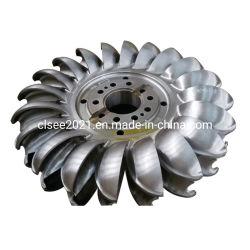 De HydroTurbine van de Turbine van de Impuls van de Turbine van Pelton van de Turbine van het water