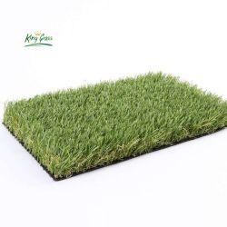 Les prix sur le terrain vert chinois sols sportifs le tapis de gazon mur de clôture du paysage de football en gazon artificiel gazon