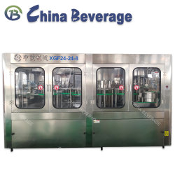 5000bph-15000bph автоматическая минеральной воды машина завод/воды розлива производственной линии