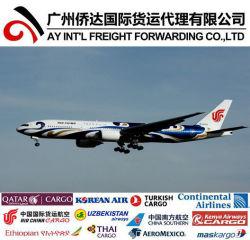 O envio da China para a Jamaica, Kingston pelo serviço de correio expresso