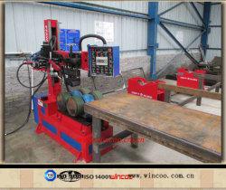자동적인 관 스풀 제작 선 또는 파이프라인 조립식 가옥의 부분품 제조 자동 용접 센터